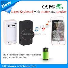 BB-JGK99 virtual bluetooth wirleless laser keyboard laser gaming mouse