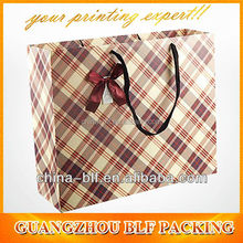 (BLF-PB276)full color printing custom print small shopping bags