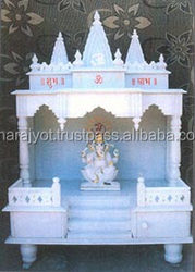 Carved Beautiful Temple pooja mandir for home decoration