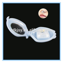 silicona ronquido anit pinza en la nariz para respirar