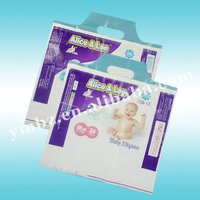 Low price OEM cheap baby diaper plastic bag canvas