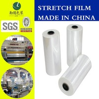 High barrier jumbo roll Stretch film from china