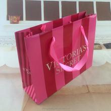 good quality customized kraft paper shopping bag