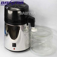Hot selling portable 4L home water distiller