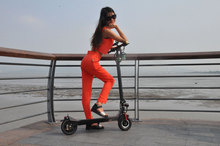 2 wheels folding mini electric bicycle foldable hoverboard scooter with high capacity batttery and 360w motor power bike