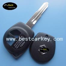 Best price!! 2 buttons remote key cover with logo for Suzuki key cover Suzuki smart key