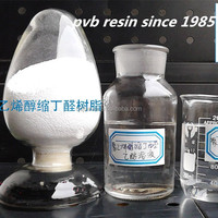 professional manufactureing polyvinyl butyral(PVB) resin powder for plastic pvb interlayer film