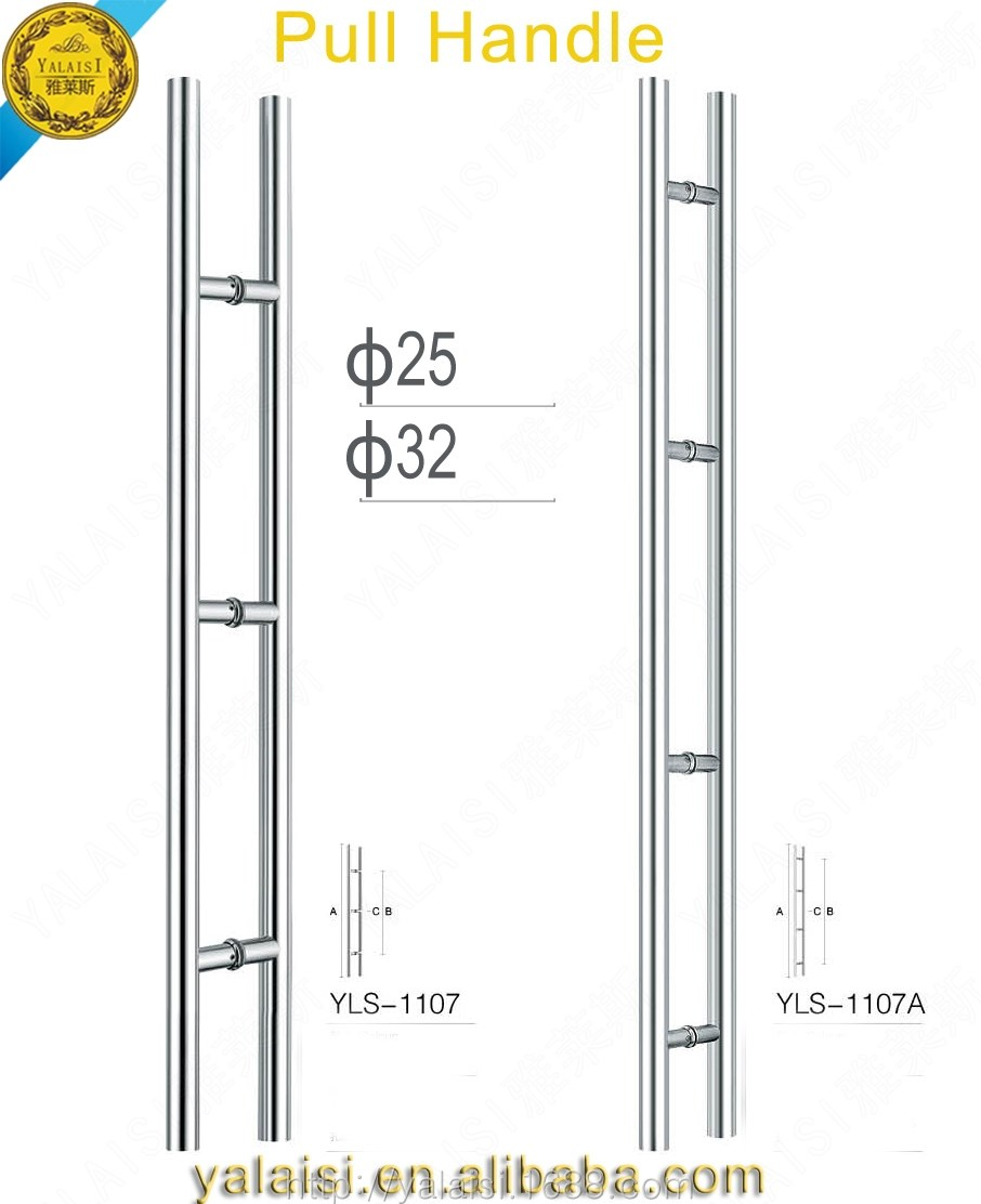 Dia 25mm Cc520mm Multipoint Fixing 304 Stainless Steel Frameless