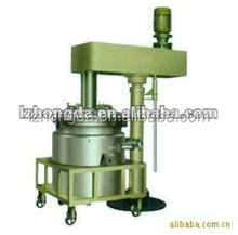 Mechanical lifting dispersion machine
