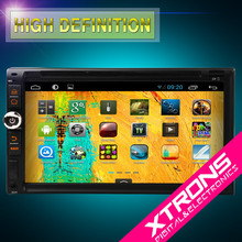 TD695A- High cost performance 6.95''HD Multi-touch Screen Android 4.4.4 1080P Wifi car gps dvd