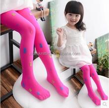 red cotton cartoon fashion baby girl cheap tights