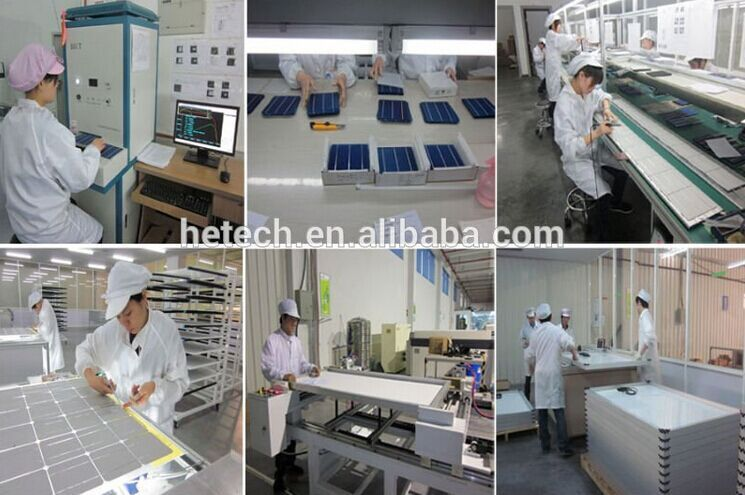 Monocrystalline 100w solar panel price from China Manufacturer