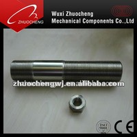 stainless steel304 316 half thread stud bolts