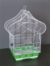 New Travel art Bird Cage Portable Flat Top Bird Cage 106