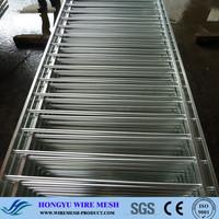 wood plastic composite fence panels/solar electric fence