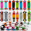 Best selling colored truck penny board skateboard
