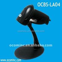 OCBS-LA04 --- 100 Scans/Sec PS2 RS232 USB Interfacess Option Auto Induction Handsfree Laser Bar code Scanner