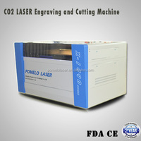 Computer Control High Speed Laser Wood Cutting Carving Machine