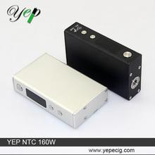 Most mini size 160W box mod, Yep NTC 160W mod, Yep 160W TC mod VS Tesla 160W