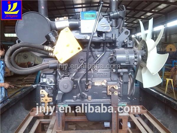 Kubota V1305 Diesel Engine : V used diesel engine excavator kubota assy