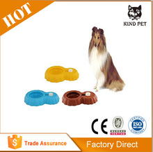 2015 pet feeder automatic slow feed dog bowl pet water bottle