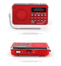 Multimedia 2.1-Channel Speaker / FM Radio support TF/ SD / USB / AUX