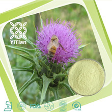 High Quality Milk Thistle Extract Powder, Silymarin Liver-protection Healthcare