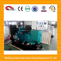 Different brands small diesel generators for sale with four protection