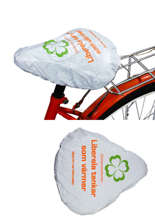 ecofriendly waterproof bike seat cover