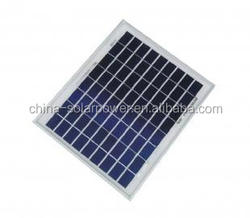25W 18V Polycrystalline solar panel manufactures in China