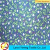 2015 China Textile Fabric High Quality Small Purple Fabric Flowers