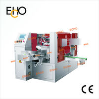 Rotary Pouch Packaging Machine With Gas Flush MR8-200R