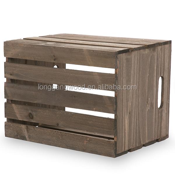 2015 gros unfinished pas cher en bois caisses d 39 emballage for Boite en bois a decorer pas cher