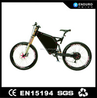 full suspension 50km/h cheap electric motor 1000w road bike for sale