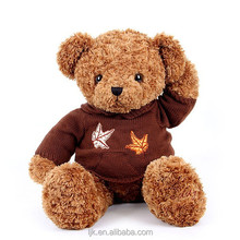 custom design different plush teddy bear