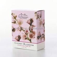 Handmade rose soap bath soap, classic white soap /dish hoder