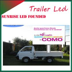 Sunrise mini flow stage car for sale ,flow stage LED trucks for sale