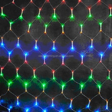 Led Christmas Red Net Lights for christmas decoration