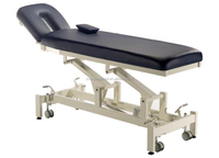 2 section adjustable examination bed,massage table,electric portable chiropractic table CY-C113