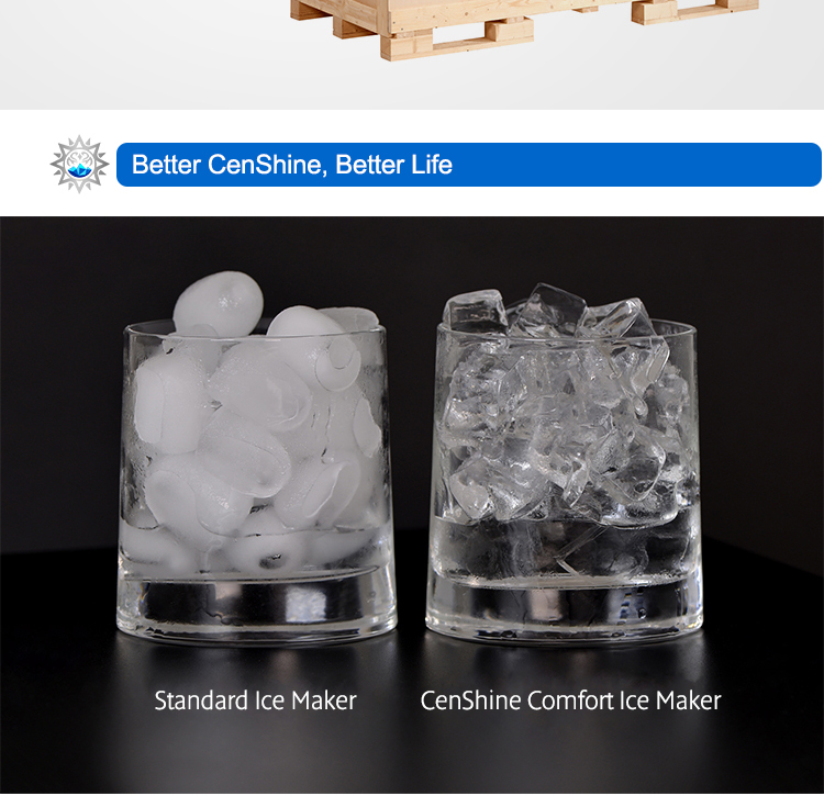 Countertop Ice Chip Maker : ... Ice Maker Machine For Home Use - Buy Ice Making Machine Product on
