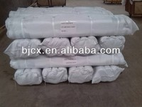 polyester/cotton white fabric for shirting