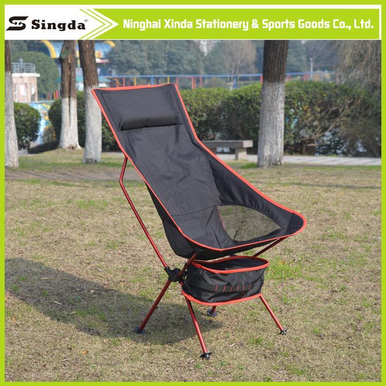 새로운 접이식 휴대용 의자 의자 캠핑 낚시 사냥 배낭 비치 의자