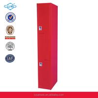 metal/iron/steel z door locker