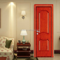 Modern Interior or exterior main door design teak solid wood door price