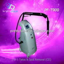 Multifunction promotion 2015 YAG Laser tattoo removal beauty machine