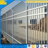 Cast Iron Pipe 3m High Factory Safety Fence