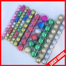 2015 wholesale high quality hanging christmas ball