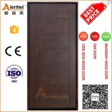 solid wooden door mahogany wood walnut flush door