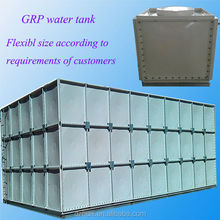 High quality GRP water tank/agriculture water storage/hot water storage tank