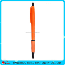 2015 Newest design white gel pen for promotional